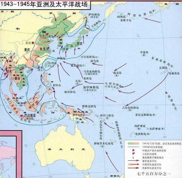 帕劳被美国攻占,值得一提的是,1944年发生在帕劳的贝里琉岛战役是