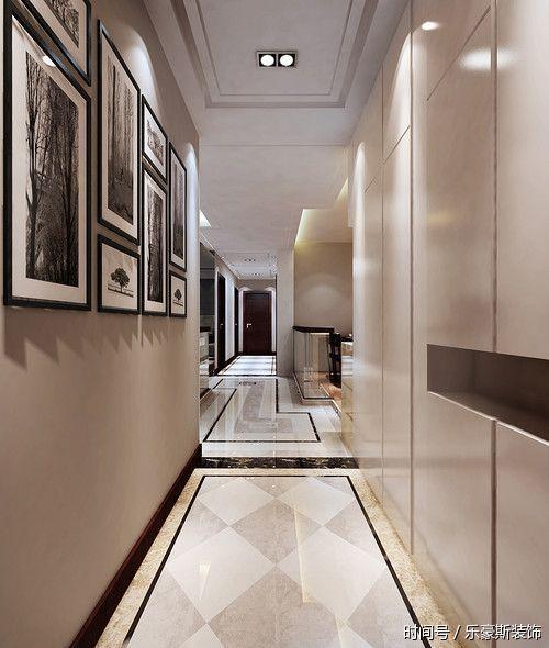 大连装修设计-三室二厅 现代简约装修