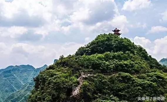 山西九大最美的森林公园,旅游攻略图片