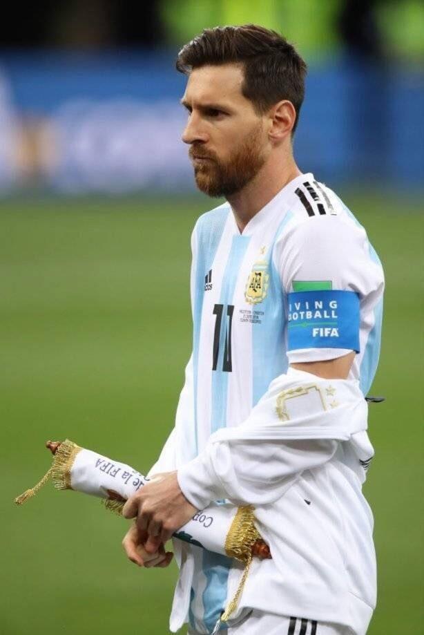 2018世界杯,阿根廷输了,梅西已经尽力了,请爱护他