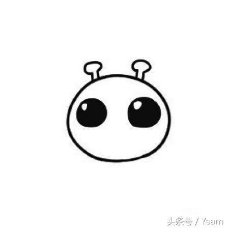 导语:好可爱的卡通外星人呦,有没有感觉很萌萌哒呢?