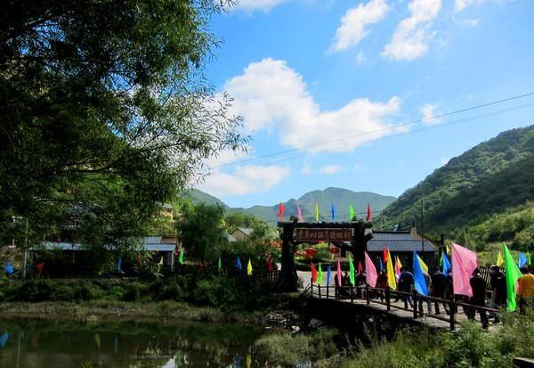 铁岭象牙山风景区随拍