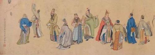 東漢的云臺二十八將軍與唐代的靈巖閣的二十四位英雄有何相似之處