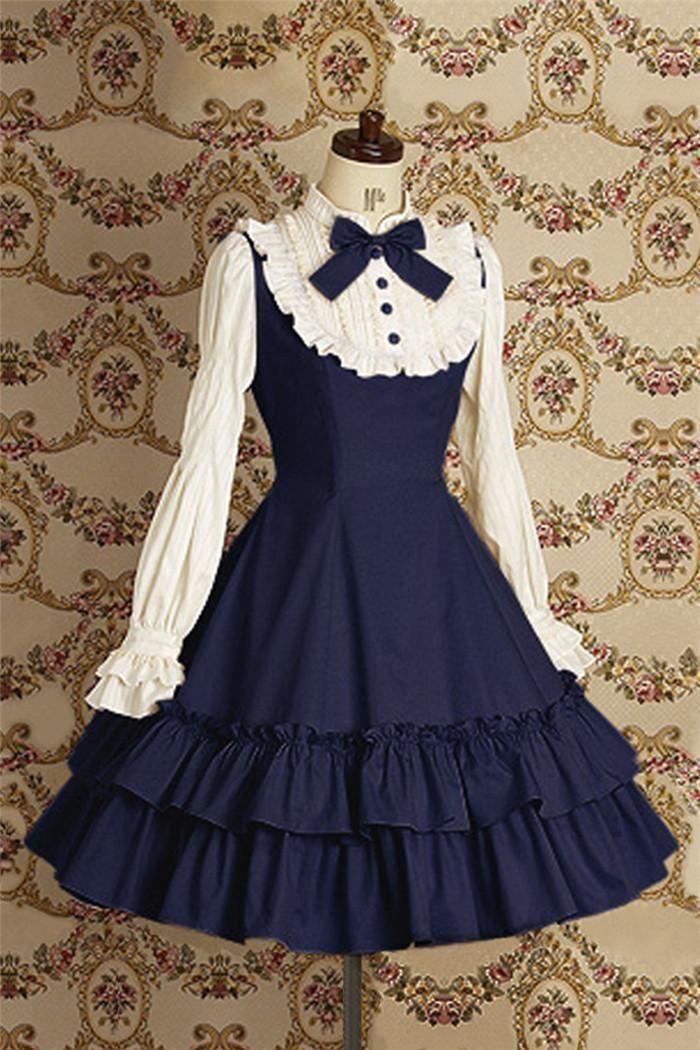 十二星座专属洛丽塔公主裙,娇嫩鲜艳的青春