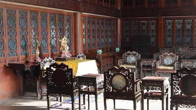 《太庙国学讲坛》20200117第二十一讲:家具的历史
