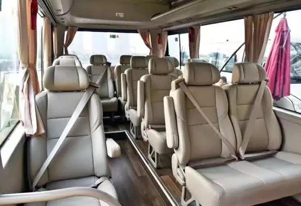 长治市旅游集散中心至武宿机场旅游巴士正式开通