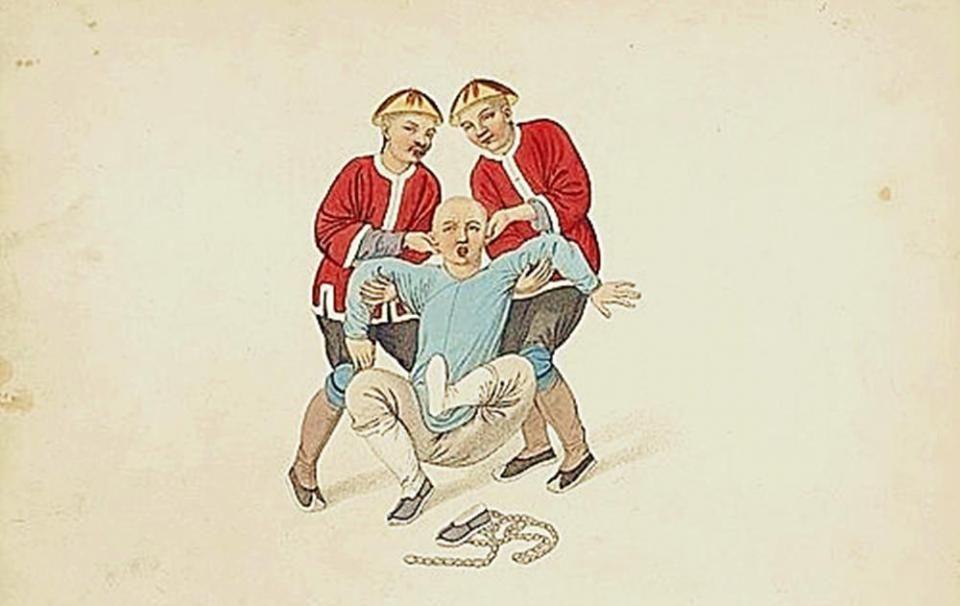 历史上只用过一次的酷刑, 用在了明末跪舔满清第一汉奸身上
