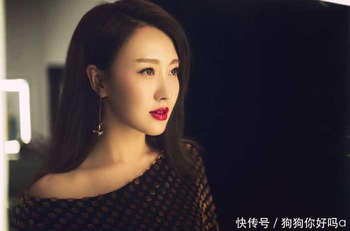 这些微博可以看出潘阳有着非常可爱的性格,当然人也是非常的美