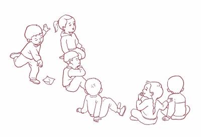 民间游戏能否唤回当代孩子日常乐趣图片