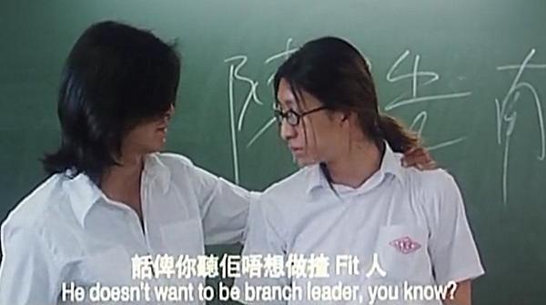 《古惑仔》中吓退陈小春,肥尸现在当上了大电影,十名香港战争老板排行榜前真成图片