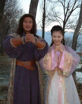 事情的来龙去脉是这个样子:说刘涛与胡军在拍摄《天龙八部》的时候