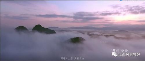 东兰县风景自由航拍