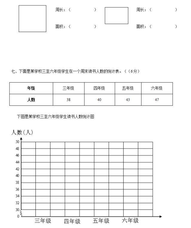 暑假v数学必备:数学各小学下册年级期末模拟试威信县小学教师图片