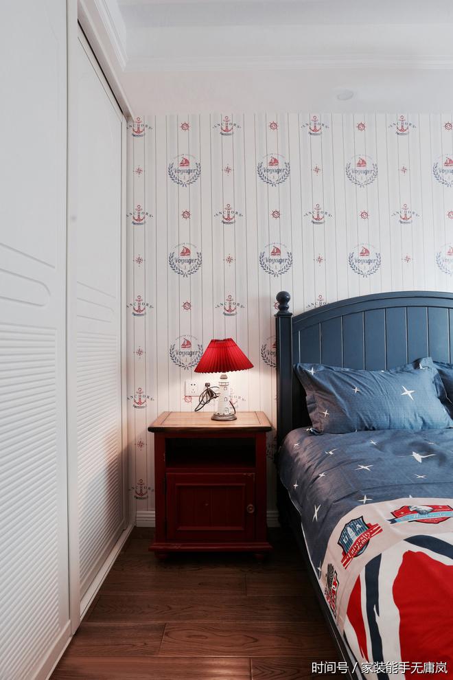 背景墙 房间 家居 起居室 设计 卧室 卧室装修 现代 装修 660_990 竖