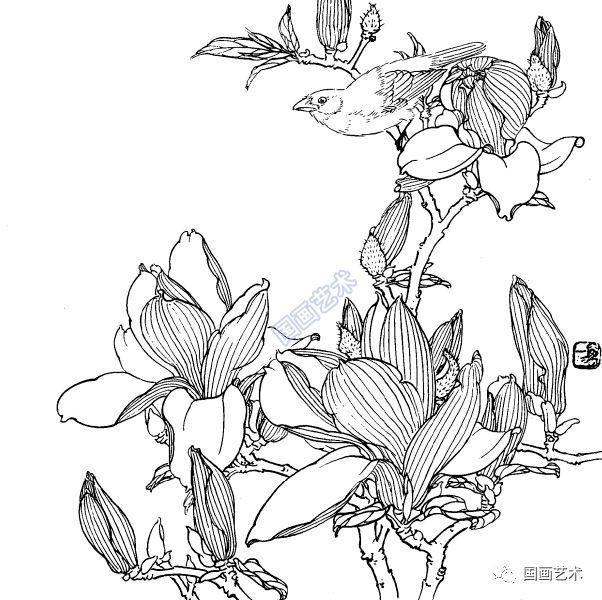 简笔画 手绘 线稿 602_600
