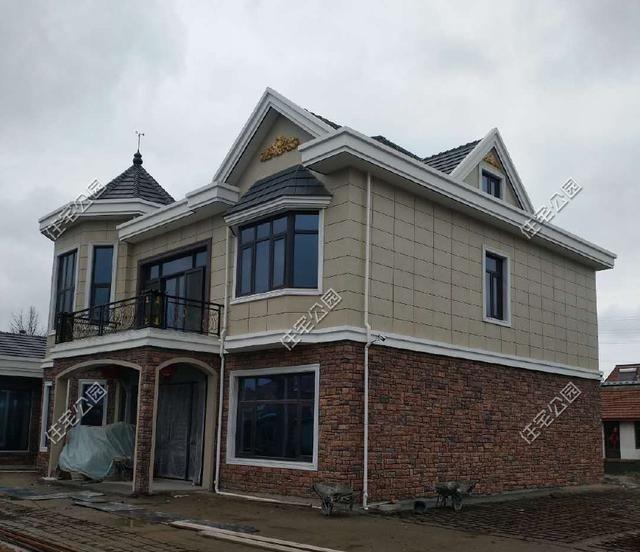 3套最美农村别墅,外观时尚布局实用,30万建好太适合老百姓了!