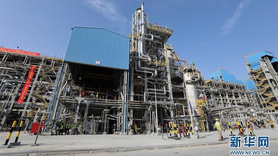 中企承建科威特新炼厂项目成功交付