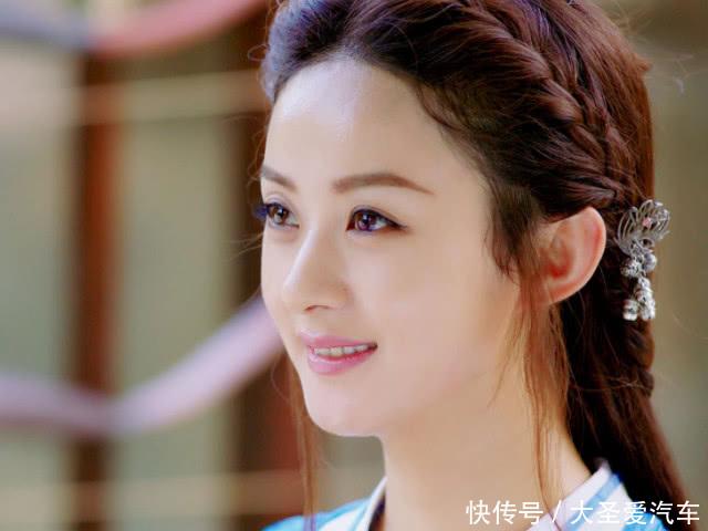 楚乔是赵丽颖的所有古装剧中最美的一个角色了,这个造型和发型真的图片