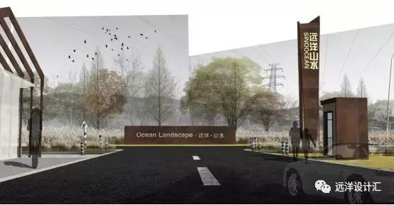 景观设计中的精神场地的延续改行景观设计图片