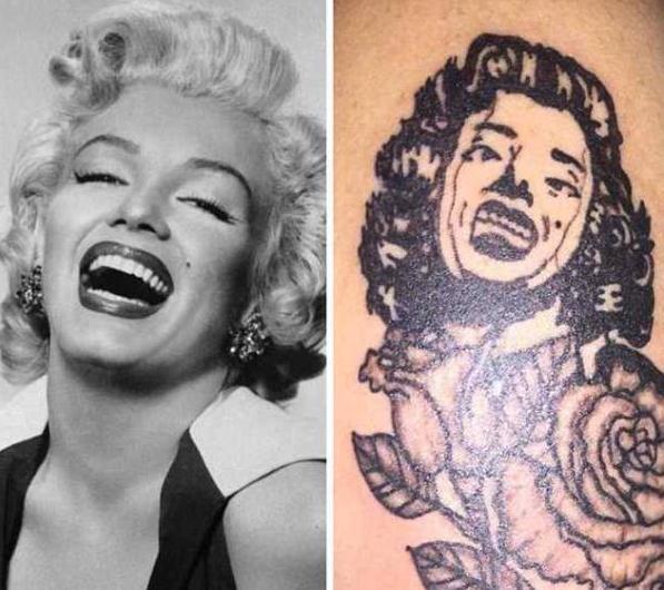 这些奇葩纹身纹在身上有什么特殊的意义吗?外国人还是图片