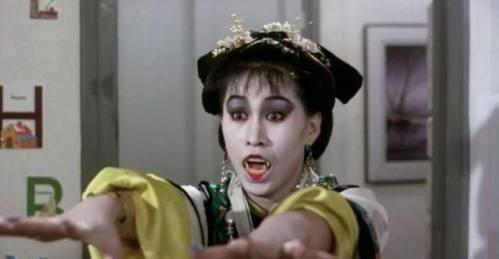 提起香港僵尸片,少不了林正英的影片,当年,是他独自改变这一片种在香图片