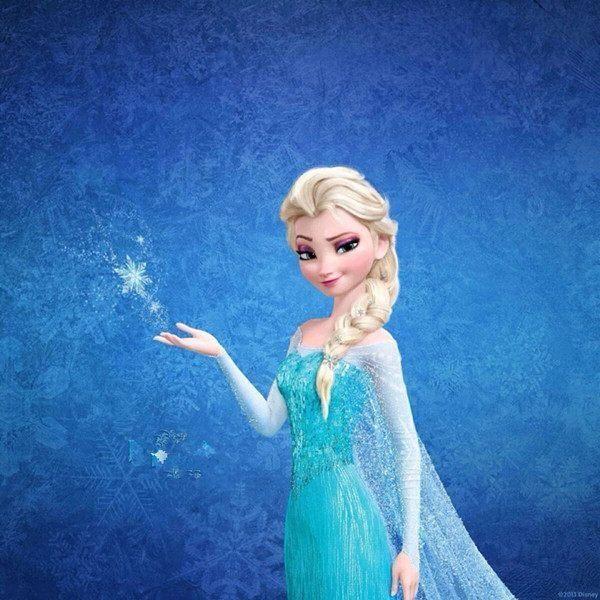 艾莎公主和天蝎座一样,外表高贵优雅,冷若冰霜,拒人于千里之外.