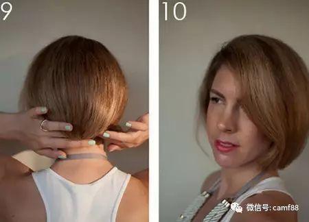 中学生男生短发发型设计,时尚大方!