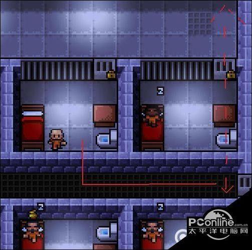 脱逃者游戏攻略脱逃者大部分攻略逃脱地图v攻略零点攻略图片