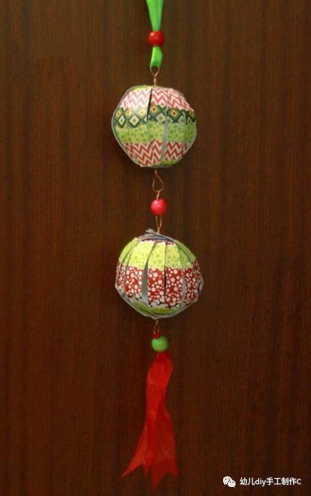 手工制作灯笼的方法步骤 手工制作特色灯笼