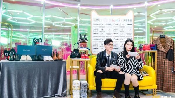天猫潮鞋馆强势登陆上海,寻潮流复古女孩对话未来/尚赋