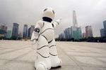 """机器人成广东产业链上""""重要一环"""""""