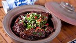 土灶羊肉的香,白水鱼的鲜,装进胃里的乌镇风景