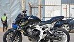目前中国最便宜的四缸摩托车!百公里油耗均不足5L