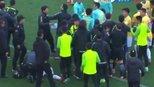 中甲赛场发生30人大冲突 王小平终于找到处罚的机会了!