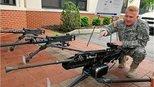 百年老枪勃朗宁M2重机枪 你也想用一个世纪?