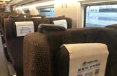 """复兴号""""进口博览会主题宣传列车""""今天首发"""