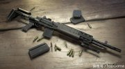 绝地求生最被低估的一把狙击枪 开全自动扫射比AKM威力都大