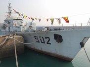 他创造了我国海军史最大击沉记录,他被评为中国10大名舰第9名