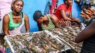 全世界都担心非洲人吃不饱,看了他们菜市场后,却心如刀绞