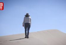 """""""沙漠玫瑰""""治沙二十载:在这里我看到了光"""