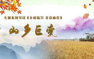 《乡村振兴 北京画卷》山乡巨变