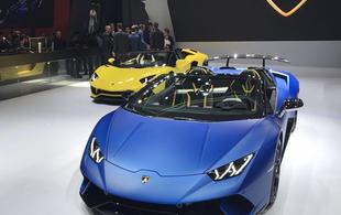 北京车展首日:三大豪华汽车品牌携天价豪车重磅亮相