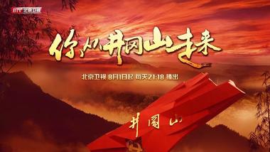 北京卫视大型系列纪录片《你从井冈山走来》