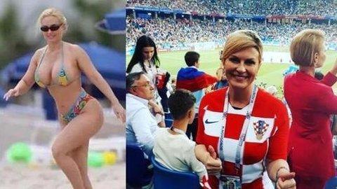 是有多美?克罗地亚美女总统常被误认为艳星