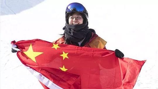 《奥运故事会》雪上的舞者——中国单板滑雪运动员刘佳宇