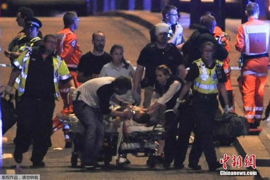 英3个月内遭3次恐袭 首相怒斥:太容忍极端主义