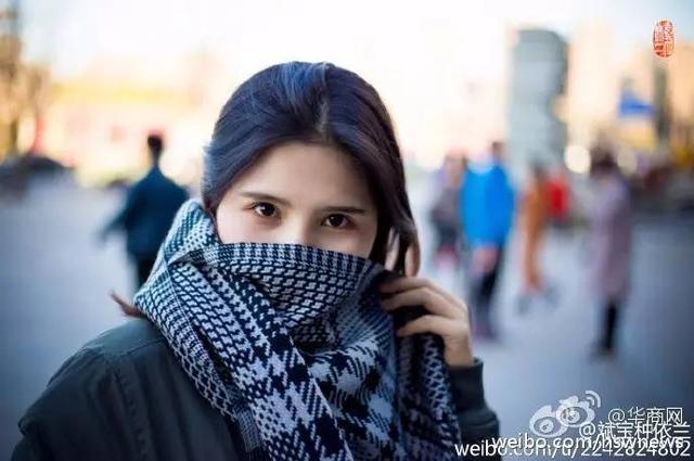 朝鲜族女孩在西安没事就喜欢街拍 你觉得怎么