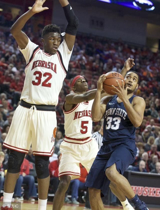 篮球运动大前锋与中锋的作用不同?这些年的篮