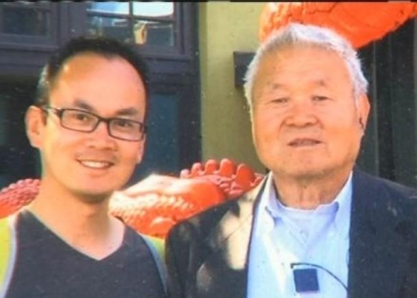 威尼斯人开户:74岁中国老翁赴美探子_出门扔垃圾惨遭枪杀