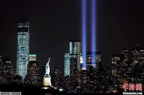 """17年后的回响:""""911事件""""的时空烙印"""